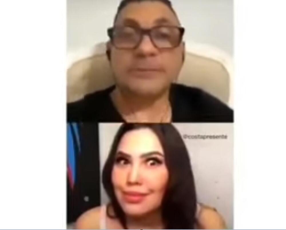 359528_Ana del Castillo y Jean Carlos Centeno. Foto: YouTube