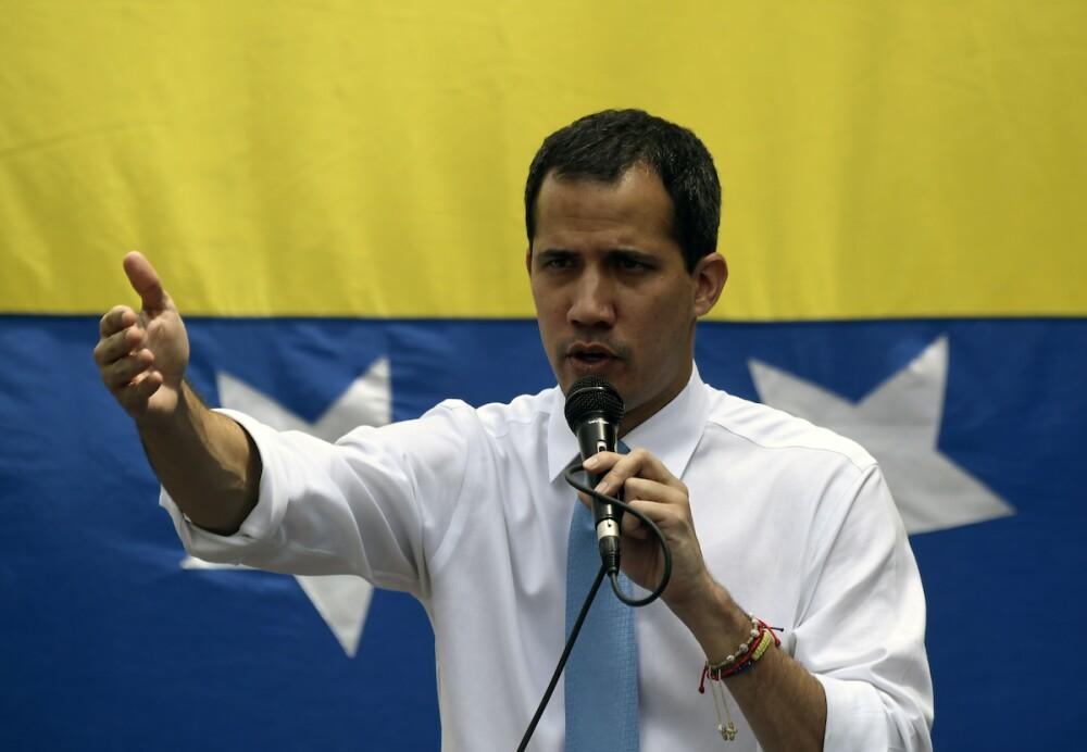 Juan Guaidó / AFP