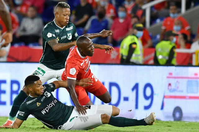 Deportivo Cali contra América de Cali, en Copa Colombia