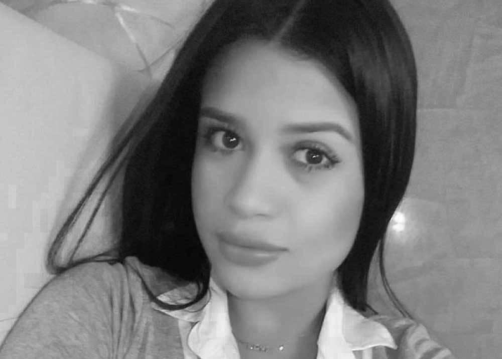 Yuly Daniela Patiño, víctima de feminicidio en Medellín
