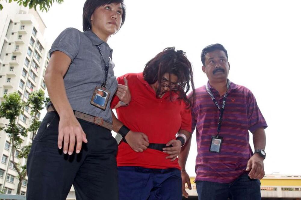 SINGAPORE-CRIME-MIGRATION-LABOUR-MYANMAR