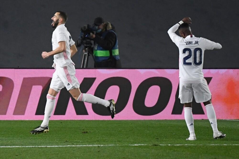 Karim Benzema, gol Real Madrid