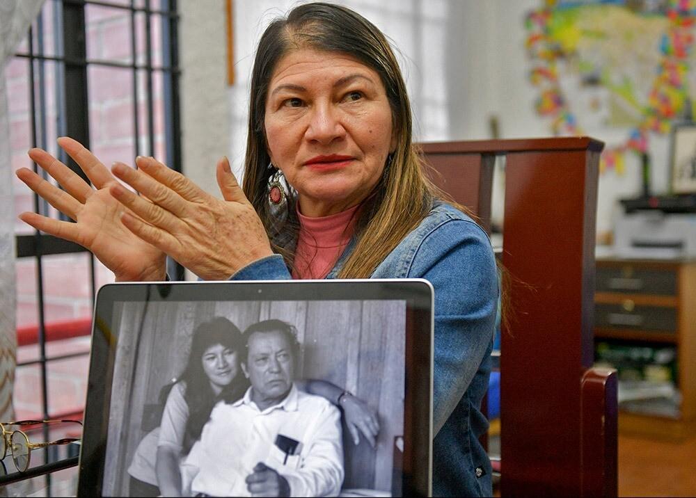 371699_Sandra Ramírez // Foto: AFP