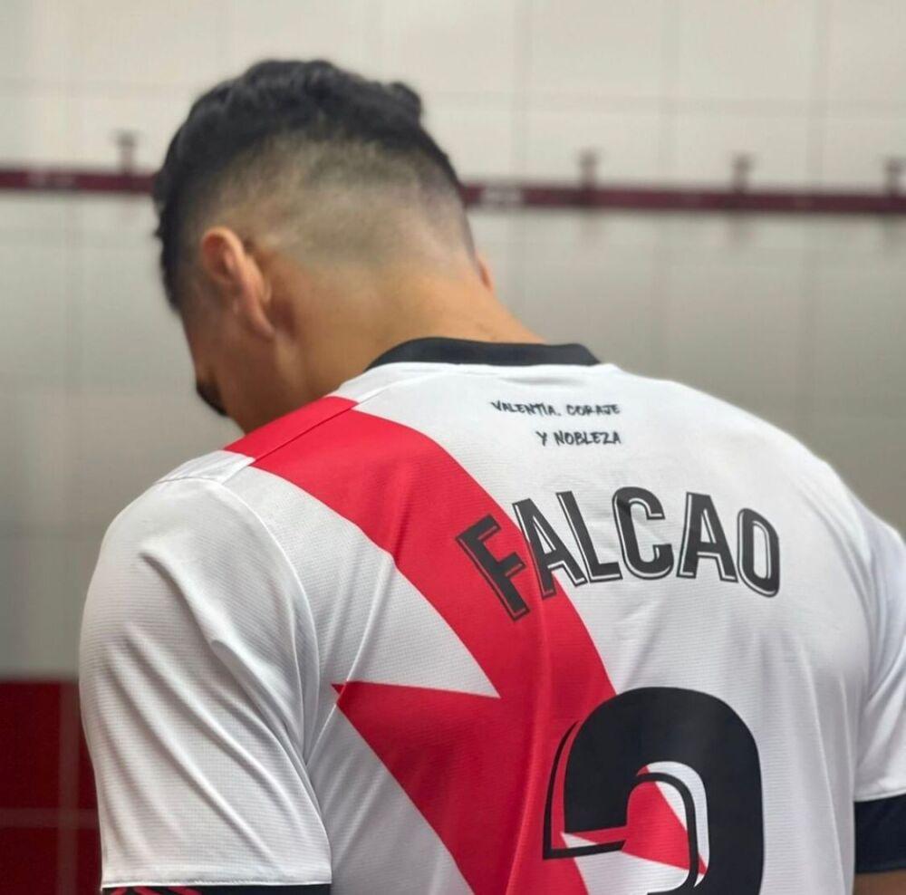 Falcao García - Rayo Vallecano