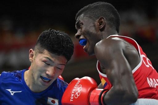 Yuberjen Martínez perdió, de forma polémica, en cuartos del boxeo en los Juegos Olímpicos Tokio 2020.