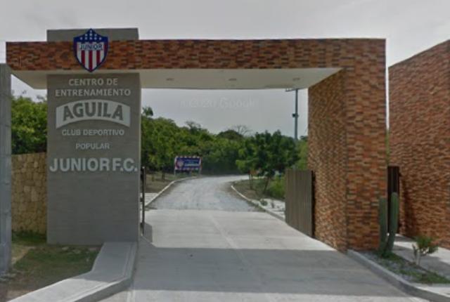 asaltan sede del Junior de Barranquilla