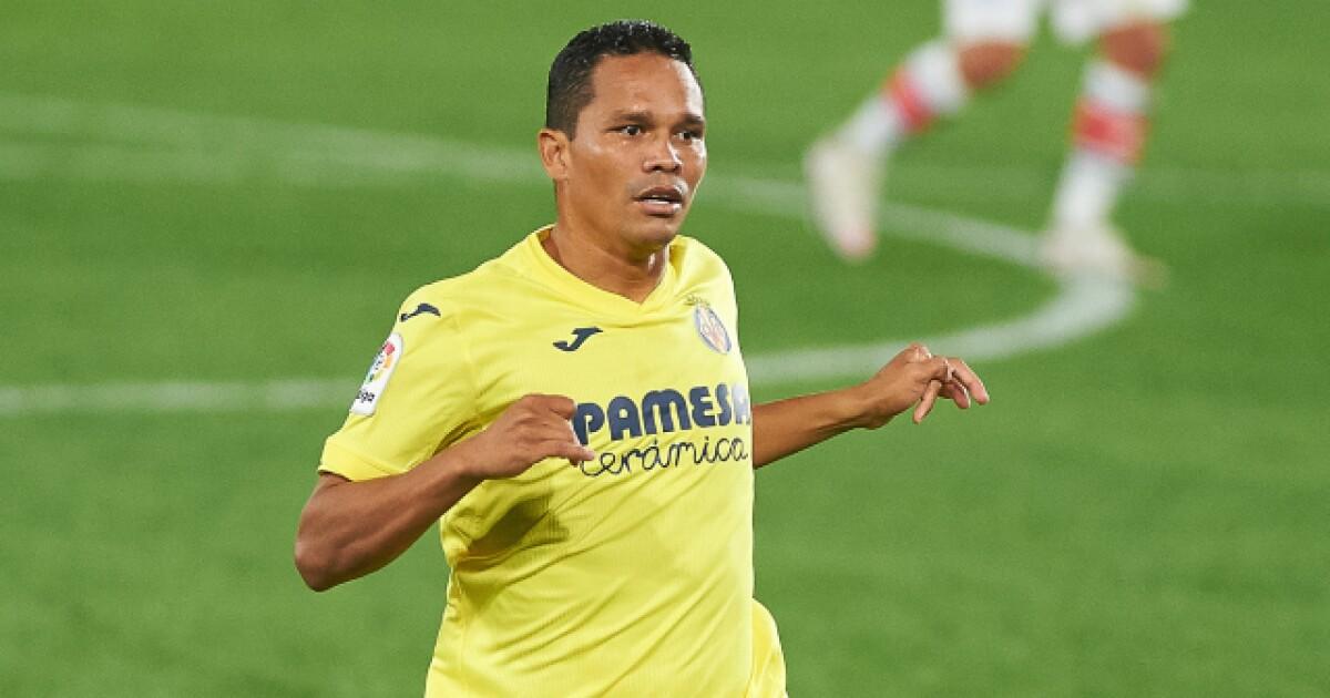 Carlos Bacca, titular en la Europa League: Villarreal debuta frente al Sivasspor