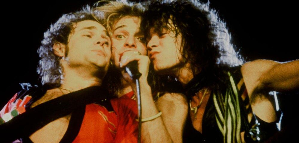 648727_Van Halen en 1979. Foto: Koh Hasebe/Shinko Music/Getty Images.