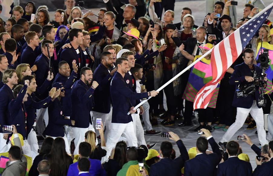 Estados Unidos es el país con más medallas en la historia de los Juegos Olímpicos.