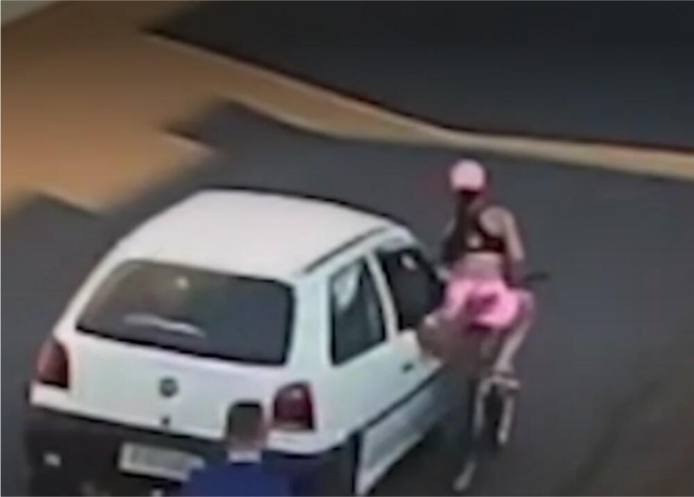 Mujer víctima de acoso en Brasil Foto captura de video.jpg