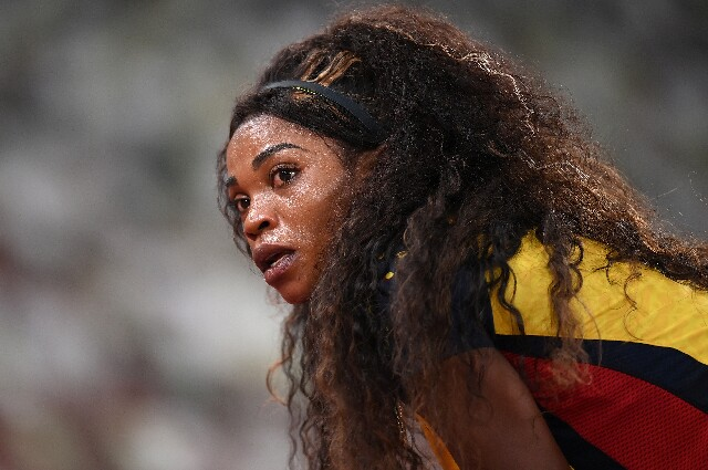 Caterine Ibargüen a Yulimar Rojas, tras los Juegos Olímpicos de Tokio 2020