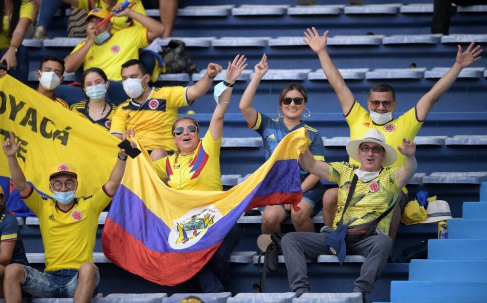 Aficionados Colombia estadio Metropolitano de Barranquilla AFP (5).jpeg