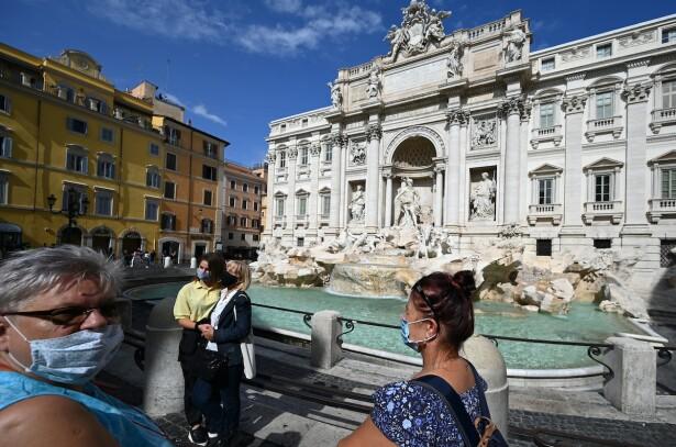 Coronavirus en Italia / AFP, imagen de referencia