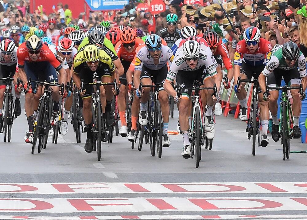 341978_Clasificación Vuelta a España 2019 - Foto: AFP