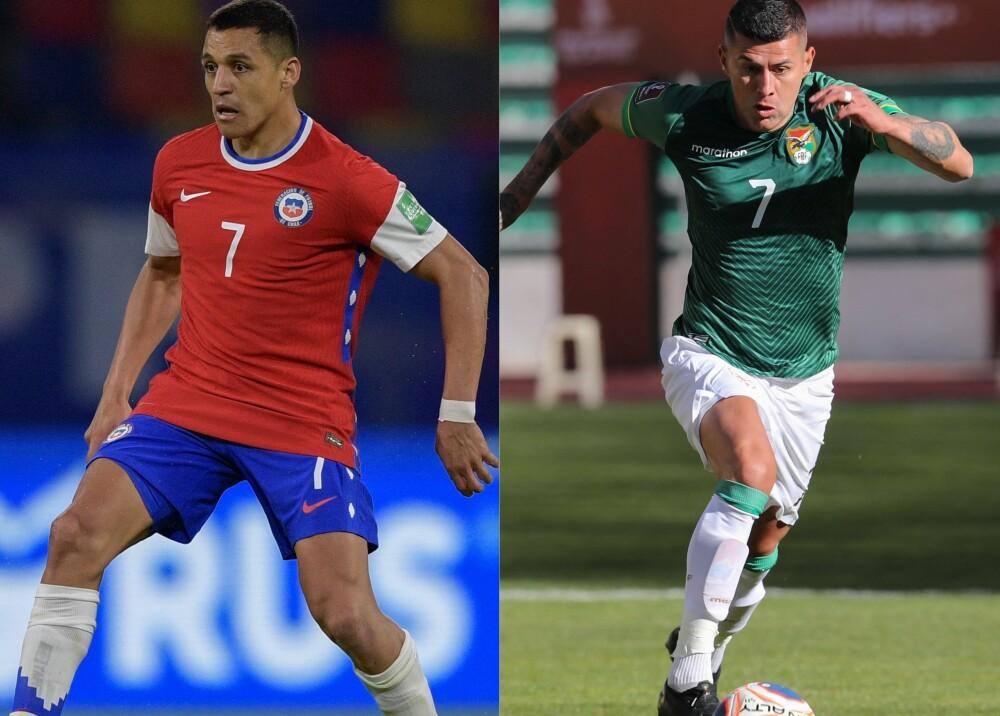 Selección de Chile y Bolivia Foto AFP.jpg