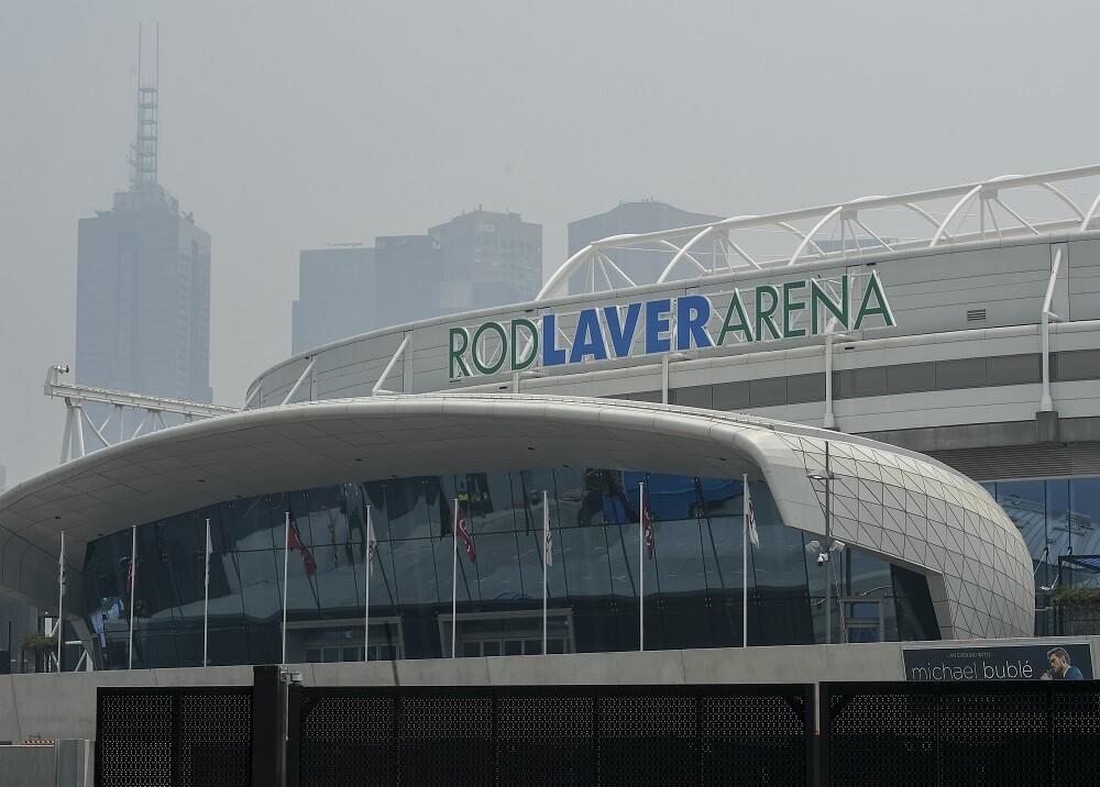 352757_BLU Radio. Rod Laver Arena / Foto: AFP