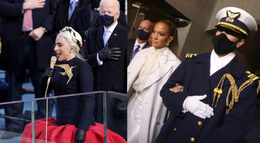 Lady Gaga y Jennifer López