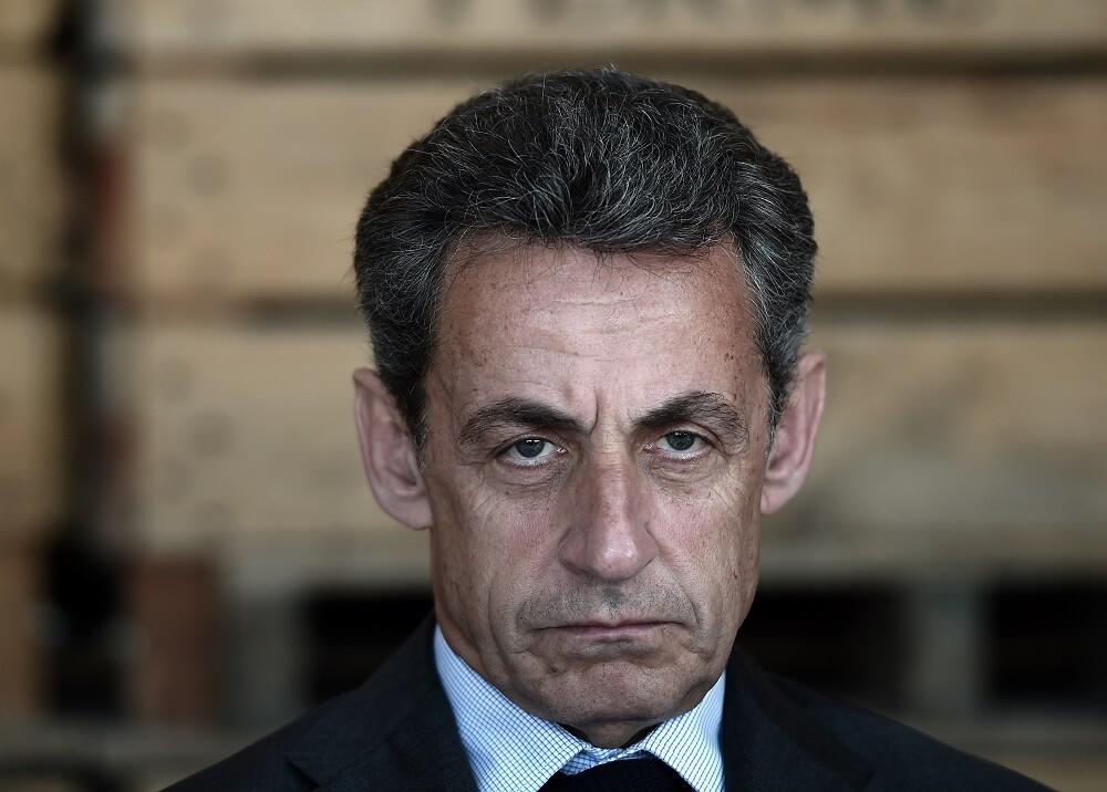 302783_BLU Radio. Nicolas Sarkozy / Foto: AFP.