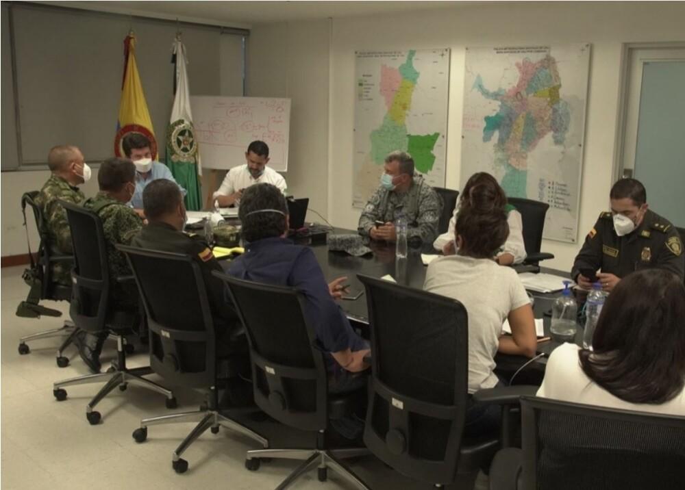 Consejo de seguridad en Cali Foto MinDefensa.jpg
