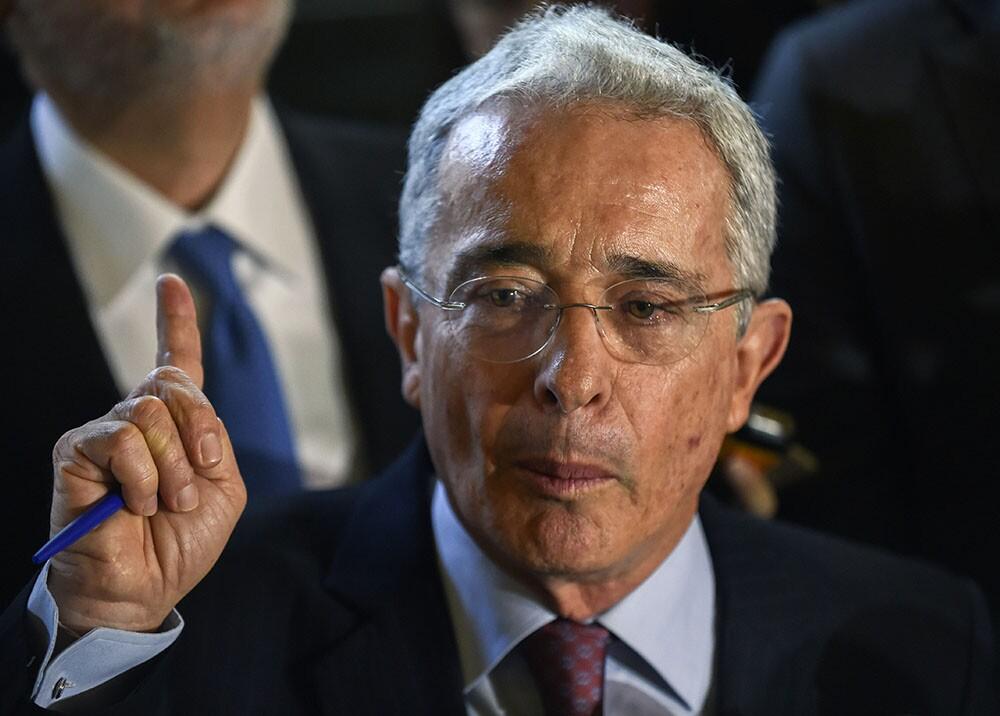 13021_Álvaro Uribe Instagram - Foto AFP - La Kalle