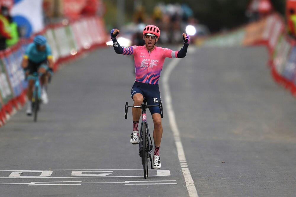 Michael Woods- Etapa 7 La Vuelta a España