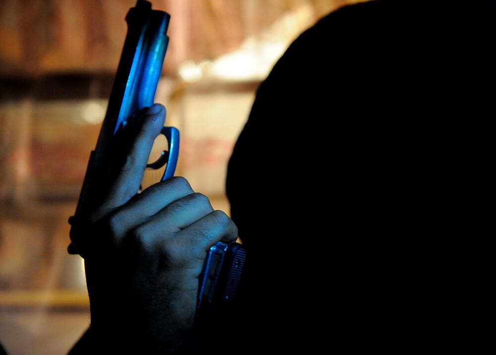354766_Bandas criminales // Foto: AFP, imagen de referencia