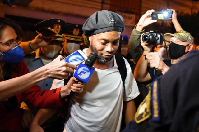 335473_Ronaldinho, exfutbolista brasileño