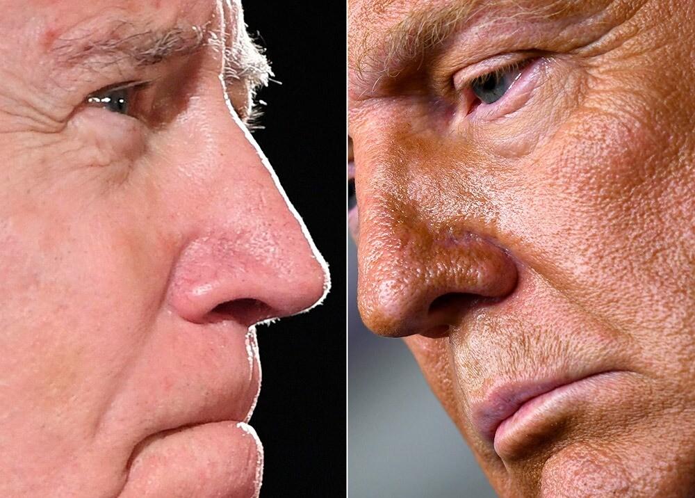 Joe Biden - Donald Trump : AFP.jpeg