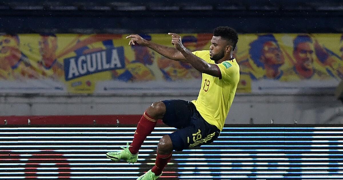 Desde Italia elogian y recuerdan a Miguel Ángel Borja, tras su gol con la Selección Colombia