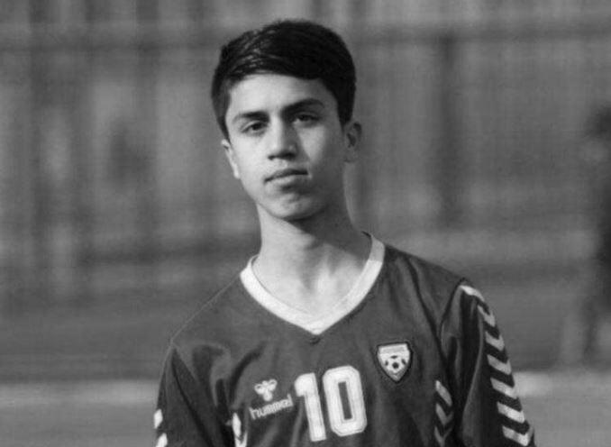 futbolista afganistan