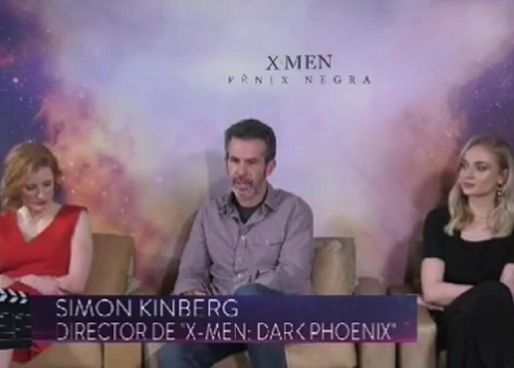 335892_BLU Radio // X-Men: Dark Phoenix // Foto: Instagram Simón Hernández