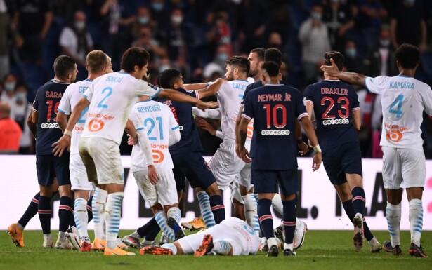 El bochorno del PSG vs Marsella no quedará impune: se vienen sanciones
