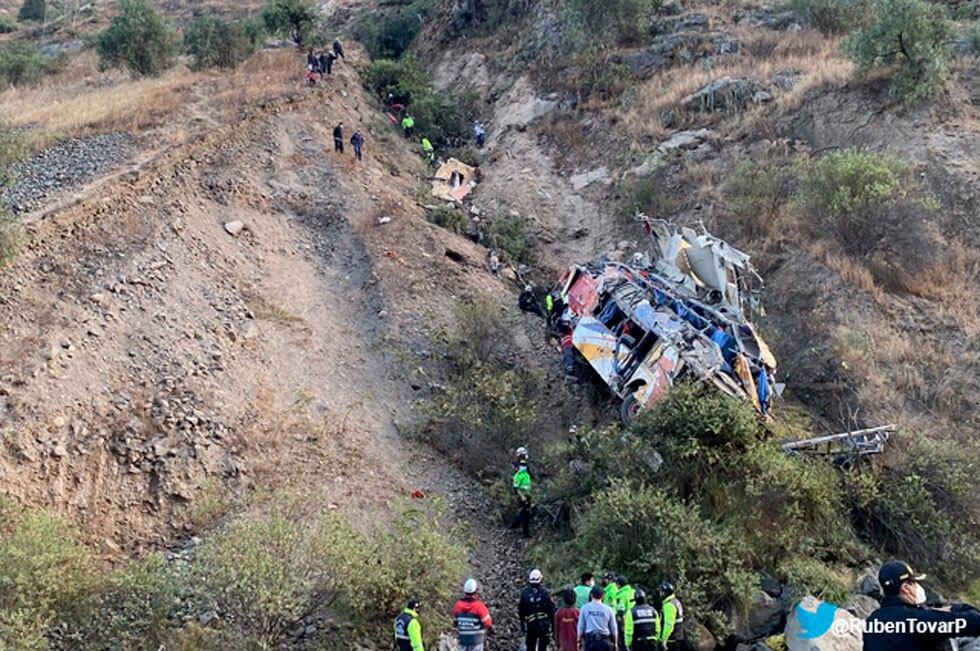 Accidente Perú