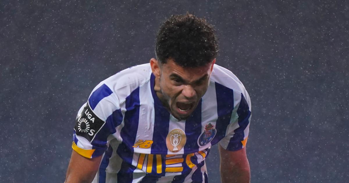 Vea el gol de Luis Díaz hoy, Río Ave vs. Porto, en la Liga de Portugal