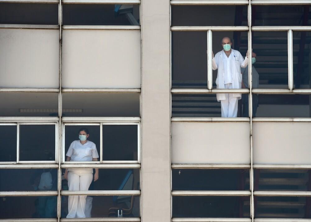 359036_Coronavirus_España // Referencia AFP
