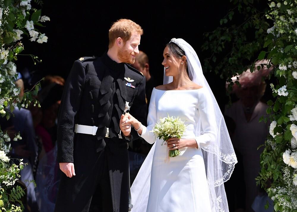 Príncipe Harry y Meghan Markle, matrimonio