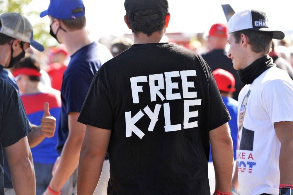 Campaña de apoyo a Kyle Rittenhouse