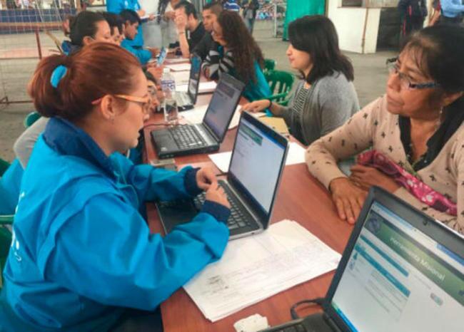 2026_Vacantes de empleo en Bogotá - Foto: Alcaldía Mayor