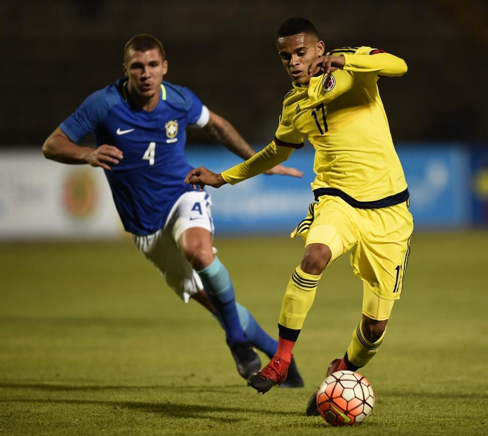 Luis Díaz, jugador colombiano. AFP.jpg