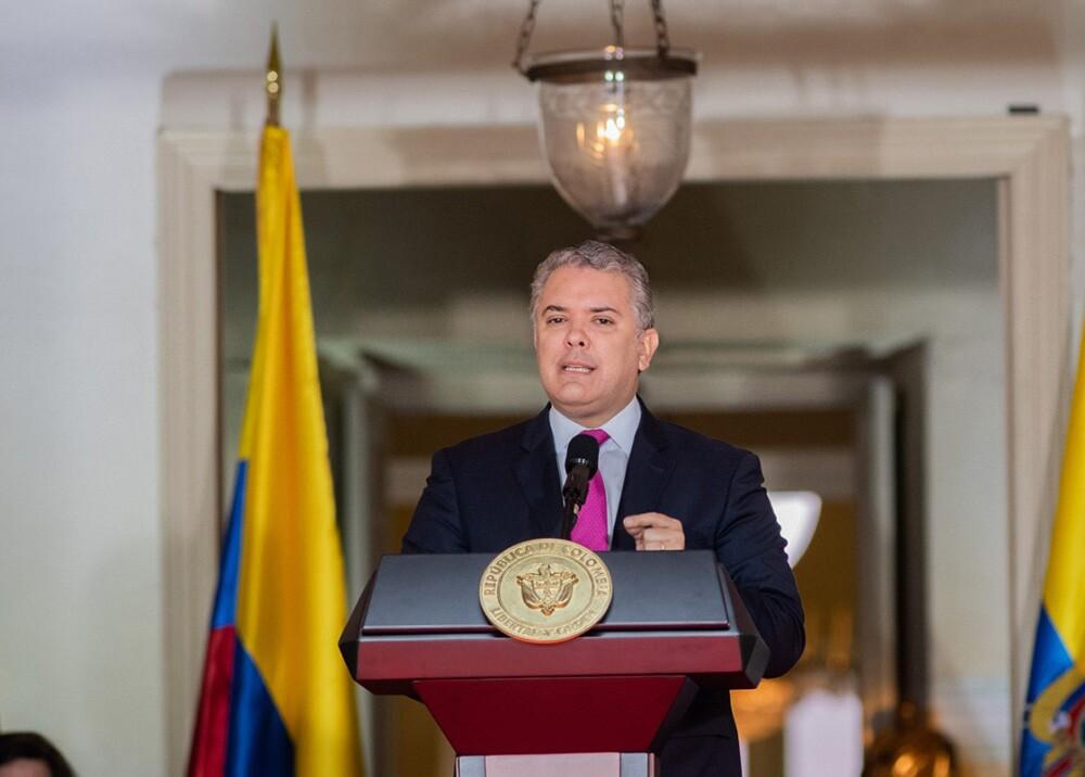 370378_Iván Duque // Foto: Presidencia
