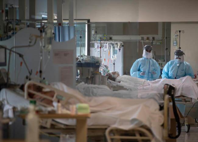 364888_COVID-19_Paciente // Foto: AFP Referencia
