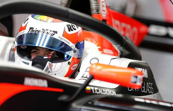 Tatiana Calderón disputará la segunda prueba de la temporada de la Super Fórmula Japonesa.