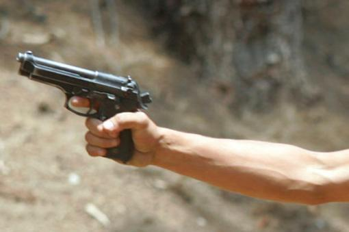23963_Blu Radio / Pistola. Foto: AFP