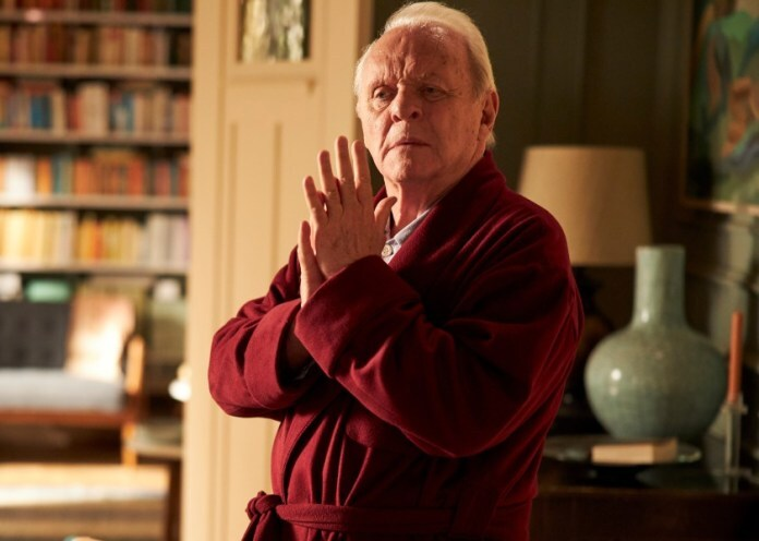 Anthony Hopkins en The Father