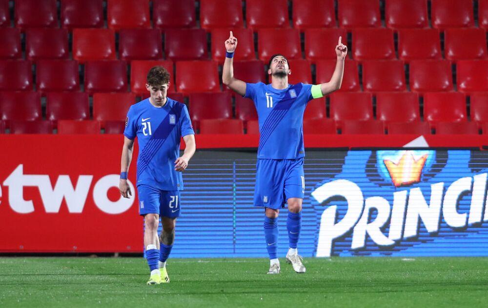 Spain v Greece