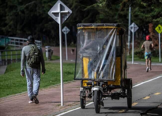 371100_Bogotá. Foto: AFP