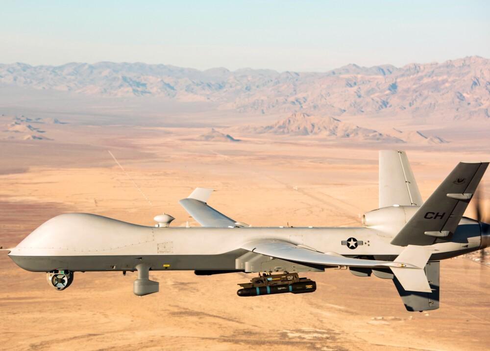 Dron estadounidense Foto AFP.jpg