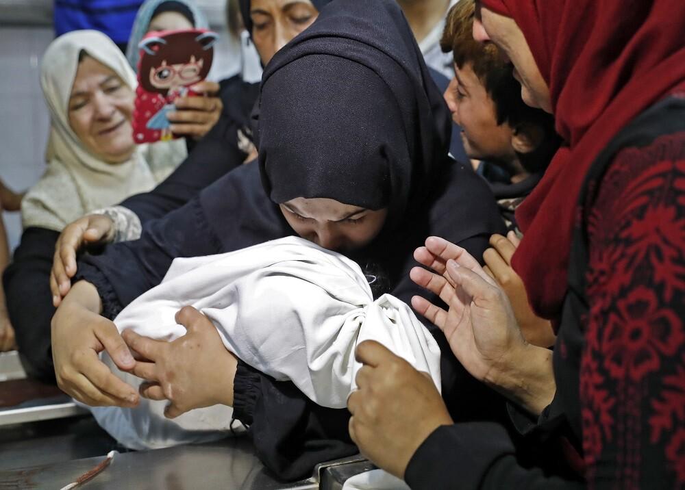 306331_BLU Radio. Conflicto en Gaza / Foto: AFP.