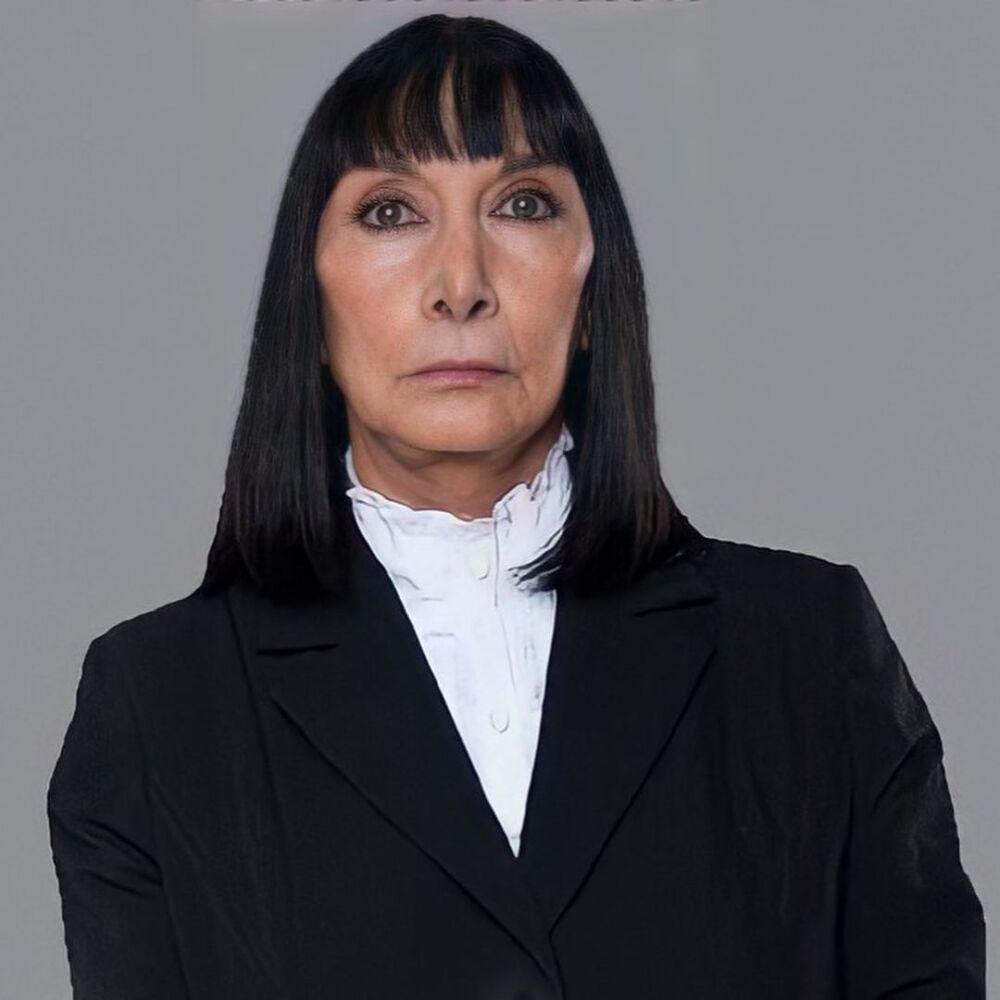Falleció la actriz mexicana Lucía Guilmáin
