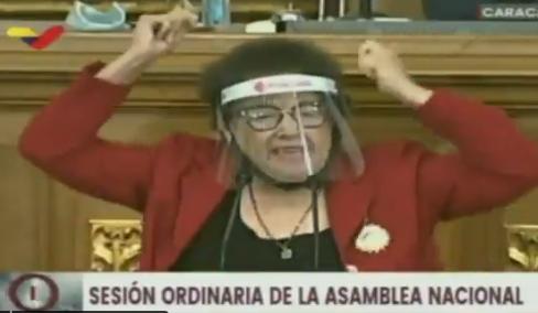 Diputada venezolana